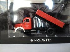 MINICHAMPS 1:43 Mercedes Benz L3500K 439350005