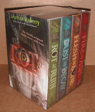 The Rot and Ruin Collection Box Set by Jonathan Maberry Hardcover NEW