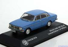 1:43 Triple 9 Volvo 144S Saloon 1967 blue Limited 1008 pcs.