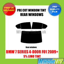 BMW SERIE 7 4-PUERTAS F01 2009+ 5% LIMO POSTERIOR