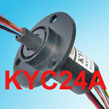 Slip Ring 24x2A (24 wires, 2amps) 4,5,10A available