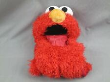 BIG CHILD SIZE ELMO SESAME STREET COSTUME SHIRTS HAT PLUSH STUFFED HALLOWEEN FUN