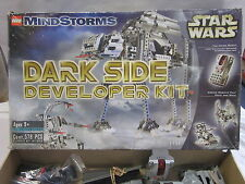 Lego Star Wars 9754 Mindstorms Dark Side Developer Kit Original Box + 3 Books