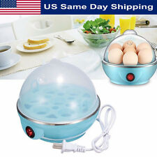 Electric Multi Function 7 Eggs Boiler Cooker Steamer Poacher Automatic Kitchen