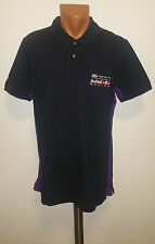 Red Bull Infiniti Racing Polo Shirt L Wings Flügel Casio Geox Pirelli Renault