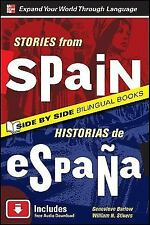 Stories from Spain/Historias de Espana, Second Edition, Stivers, William, Barlow