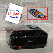 HEAVY DUTY! Edible Printer Bundle!! with Ink, 12 Frosting, Canon Wireless MX922