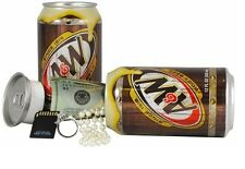 A&W root beer secret trick soda can safe hide valueables disguise diversion USA