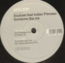 SOULCAST - Someone Like Me, Feat. Indian Princess - Oxyd