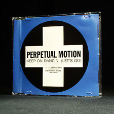 Perpetual Motion - Keep On Dancin' (let's go) - music cd EP