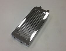 HONDA VT600 SHADOW CHROME RADIATOR COVER / GRILL (Highway Hawk 711-6101)