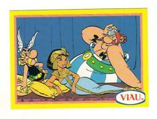 Asterix , la collection , Cleopatre  , base card # 7, Viau