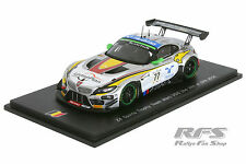 BMW Z4 GT3 - Luhr / Palttala / Werner - 24 Hours of Spa 2014  1:43 Spark SB072