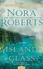 Guardians Trilogy: Island of Glass 3 by Nora Roberts (2016, CD, Abridged)