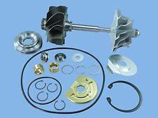 Borg Warner S400SX475-T6-Twin Scroll Turbo Comp Wheel & Shaft & Rebuild Kit