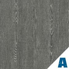 Pellicola Adesiva Rovere Grigio Scuro larg. 60 cm effetto legno AL METRO LINEARE