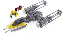 Lego Star Wars Y-Wing Starfighter from 75172 Ship Only no minifigures or box