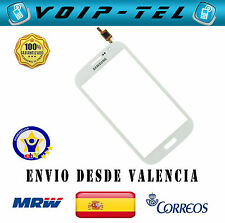 PANTALLA TACTIL SAMSUNG GALAXY GRAND NEO PLUS I9060i DS BLANCO CON ADHESIVO