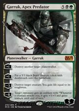 GARRUK, APEX PREDATOR M15 Magic 2015 MTG Gold Planeswalker MYTHIC RARE