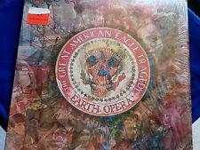 EARTH OPERA~THE GREAT AMERICAN EAGLE~IN SHRINK~ELEKTRA 74038~PSYCH~ ROCK  LP