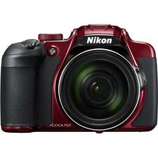 Nikon COOLPIX B700 (RED) Digital Camera with 60x Optical Zoom (SMP3)