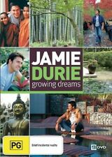 Jamie Durie: Growing Dreams (DVD) - Region 4 - Good Condition