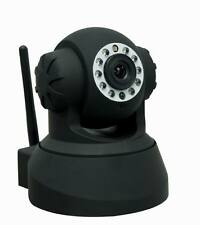 IP CAM CAMERA TELECAMERA WIRELESS WIFI INFRAROSSI MOTORIZZATA IPCAM .