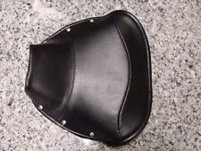 Vespa solo driver seat saddle BLACK COVER VBA VBB VNA VNB V8043