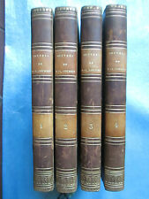 COURIER : OEUVRES COMPLETES avec sa vie, 1834. 4 volumes complet.