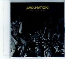 (DU648) Awolnation, Not Your Fault - 2012 DJ CD