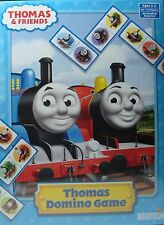 Thomas Domino Game Briarpatch Thomas & Friends Ages 3-6 For 1-4 Players (1114)