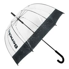 Bench Lusk Umbrella DAMEN Regenschirm Stock transparent Tuplenform nine iron