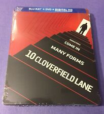 10 Cloverfield Lane Blu-ray Combo *Limited Steelbook Edition* NEW