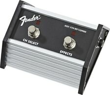 NEW - Fender Frontman FM65DSP/Super-Champ 2-Button Footswitch, 007-1359-000
