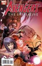 Avengers The Initiative (2007-2010) Ann. #1