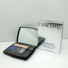 LANCOME COLOR DESIGN ALL-IN-ONE 5 SHADOW & LINER PALETTE SHADE#401-0.141 OZ. (D)
