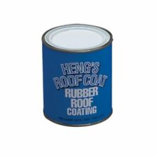 Heng's Industries 46128-4 1GAL RUBBER ROOF COATING