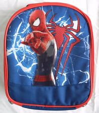 THE AMAZING SPIDER-MAN 2 Lunch Tote with Web-Slinger & Spider ~New~ Disney Store