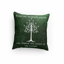"""Lord of the Rings/The Hobbit Inspired Nursery Decor with Quote Custom 14"""" x 14"""""""