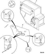 JCB Genuine Switch 269/40691