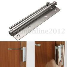 Surface Mounted Stainless Steel Changeable Door Closer Auto Closing Fire Rated