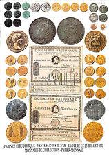 CATALOGUE MONNAIES PAPIER MONNAIE COINS MUNZE MONEY PAPER 1992