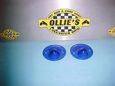 1928 1929 30 1931 PLYMOUTH DESOTO DURANT GRAHAM  DODGE TAIL LIGHT LENSES BLUE