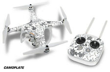 DJI Phantom 3 Drone Wrap RC Quadcopter Decal Sticker Custom Skin Accessory CP W