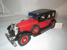 Franklin Mint  1935  Mercedes-Benz  770K  1:24  (88)