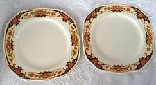 "2 Alfred Meakin England ""DUNKIRK"" Luncheon Plate (826)"