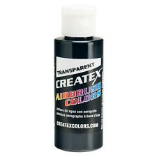 4oz Createx Tinting Black Transparent 5132 - 4Z Airbrush Paint Color