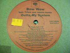 """Bow Wow-Outta My System-12""""single-Vinyl-Columbia-CAS705268-VG++"""