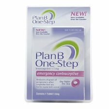 Plan B One-Step Emergency Contraceptive 1.0 tablet