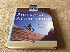 Financial Accounting, Tools for Business Decision Making 5th Edition Hardcover